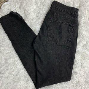 Rich & Skinny Black Jeans Size 30